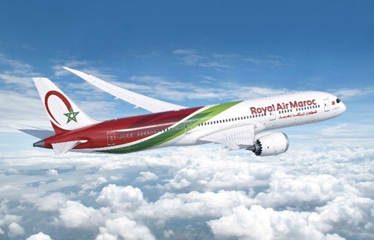 Safar Flyer Gold advantages on Royal Air Maroc flights
