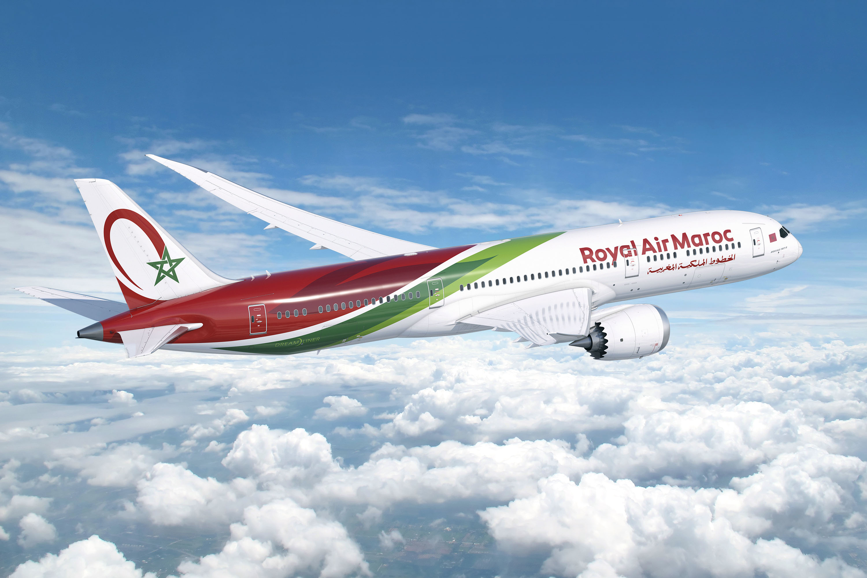 Safar Flyer Blue advantages on Royal Air Maroc flights